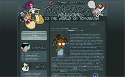 Obrázok Futurama.sk